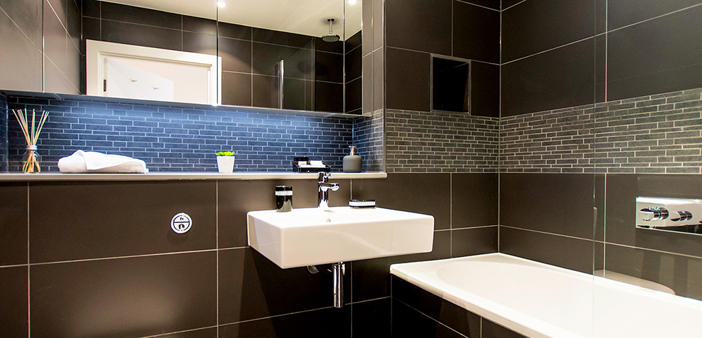 What is included in your west london serviced apartment for What s new in bathrooms 2016